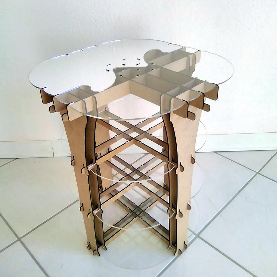 Tavolini accessoori di bonazzi giuseppe - Oggetti design legno ...